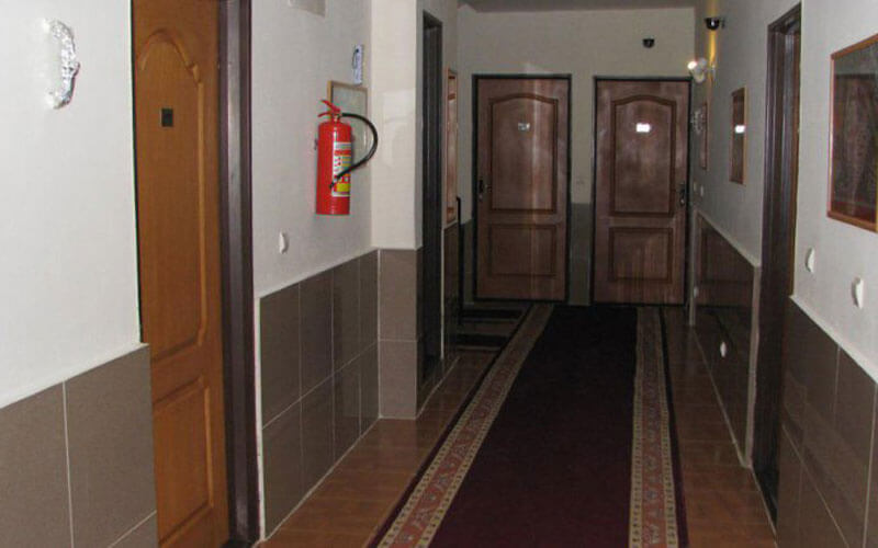 هتل آپارتمان پرشیا نوشهر