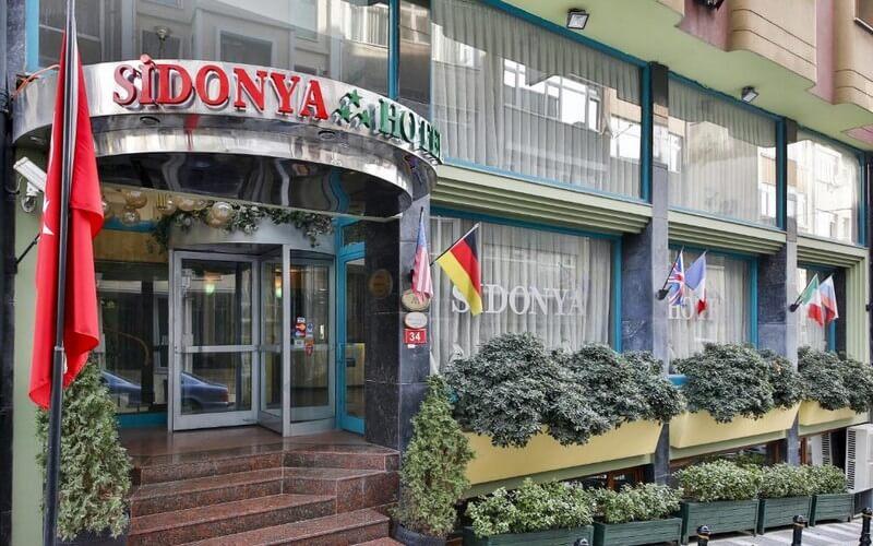هتل Sidonya Hotel Istanbul