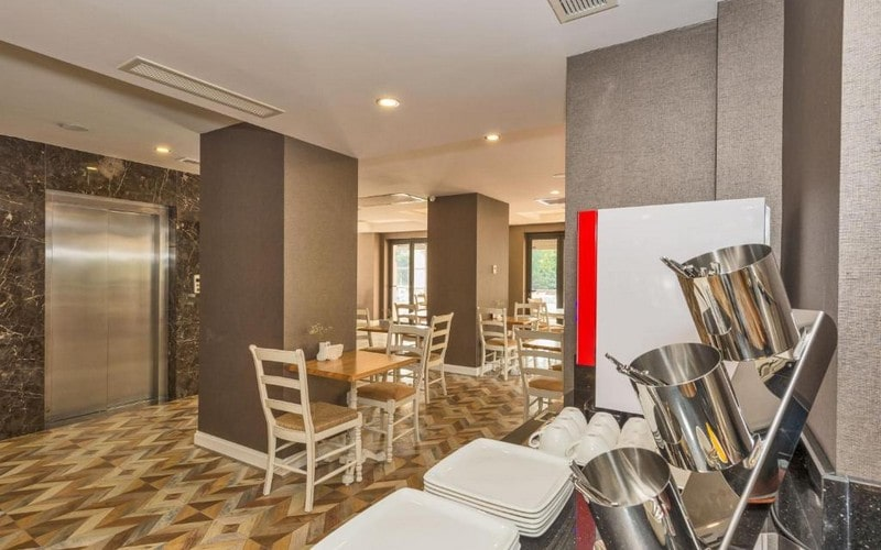 هتل Hanna Hotel Istanbul