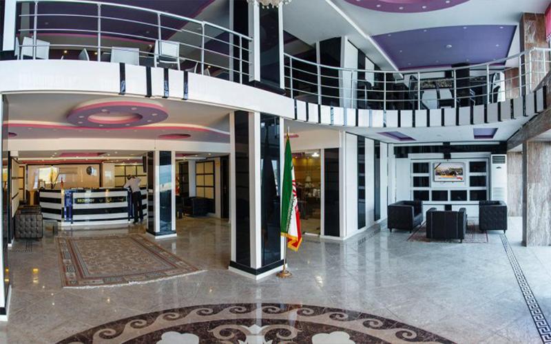 هتل آلاله ۲ قشم