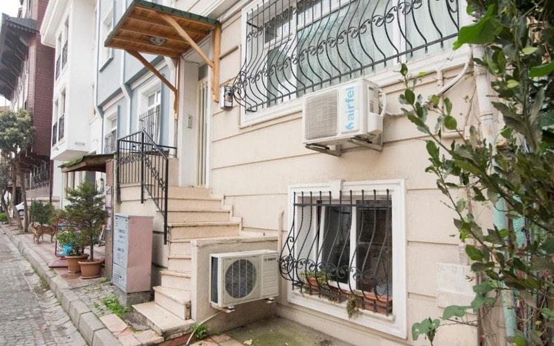 هتل Berce Apartments Istanbul