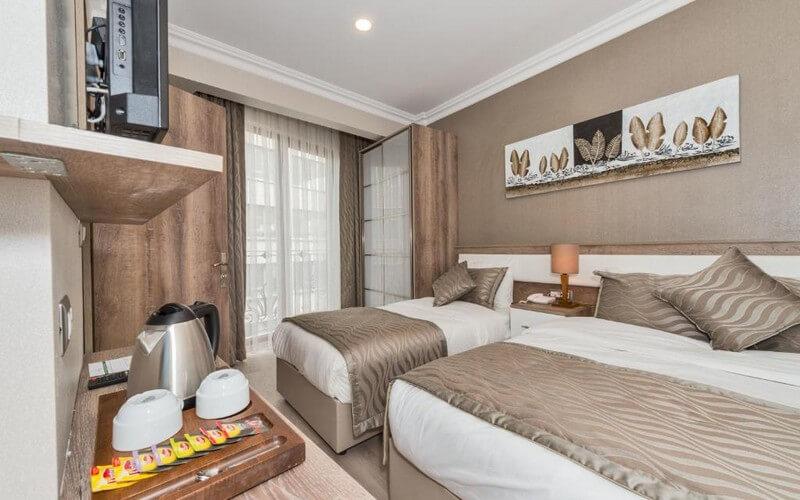 هتل Alphonse Hotel Istanbul