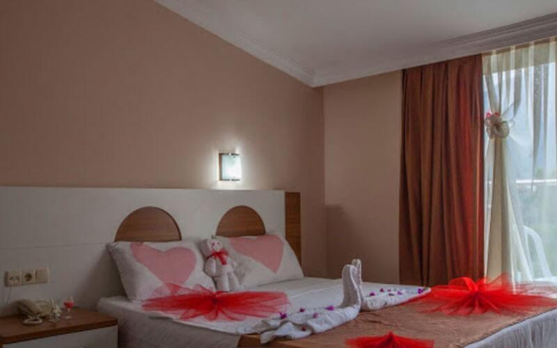 هتل Monna Roza Garden Hotel Antalya