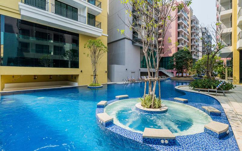 هتل Citrus Grande Hotel Pattaya by Compass Hospitality