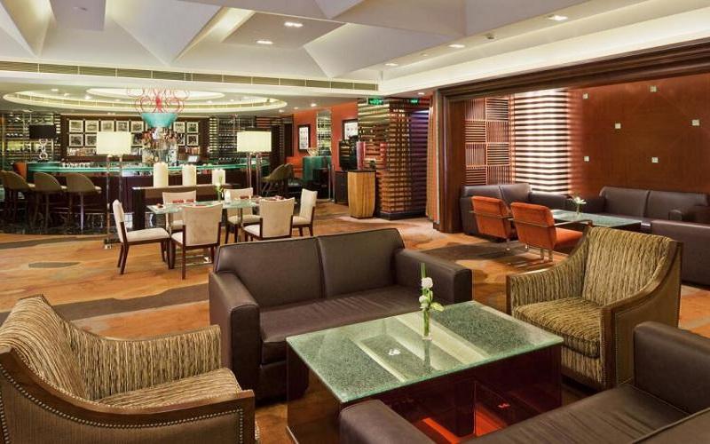 هتل کرون پلازا فودان شانگهای