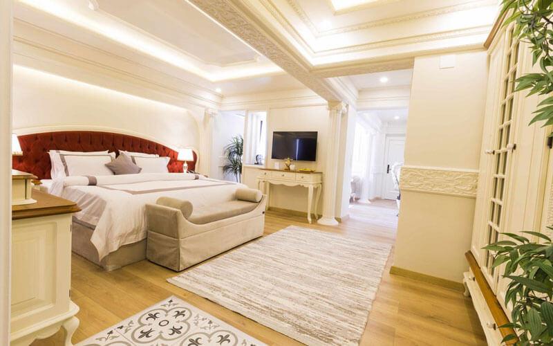 هتل Andalouse Elegant Suite Hotel Trabzon