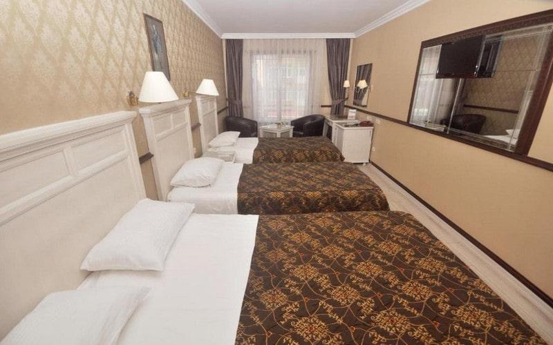 هتل Topkapi Inter Istanbul Hotel