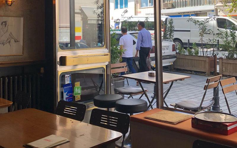 رستوران کاراکوی گومروک استانبول