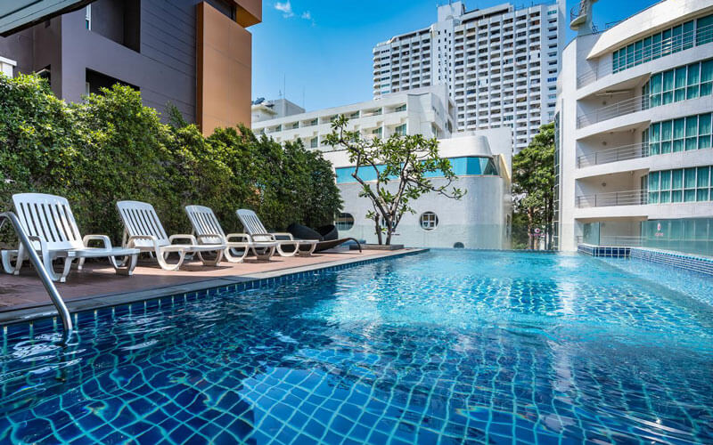 هتل A-One Star Pattaya