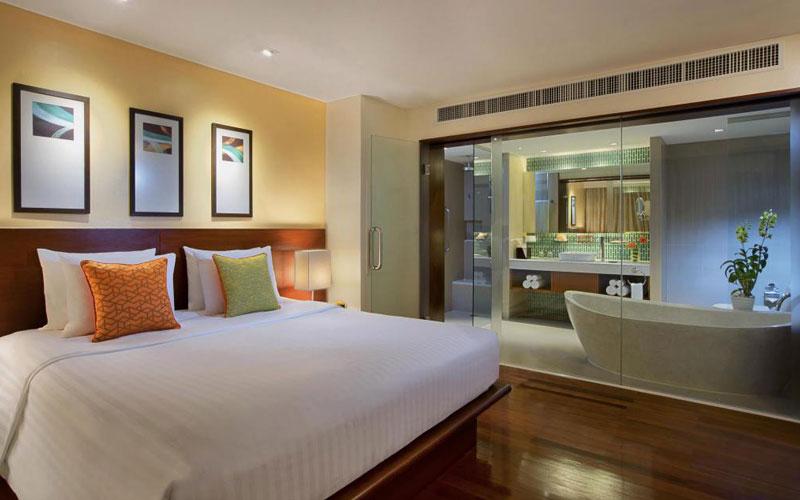 هتل Swissotel Resort Phuket Patong Beach
