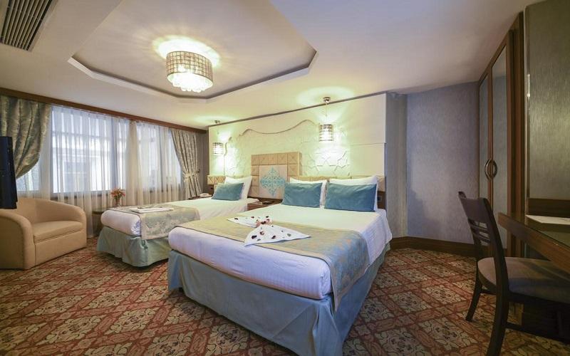 هتل گرند استار بسفروس استانبول