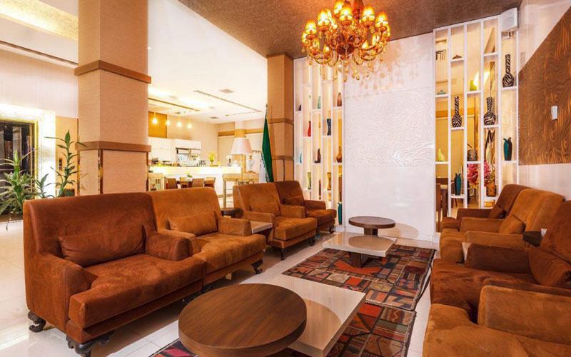 هتل پامچال تهران
