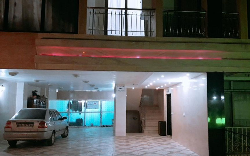 هتل آپارتمان مهر اصفهان