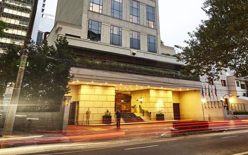 هتل PortoBay São Paulo