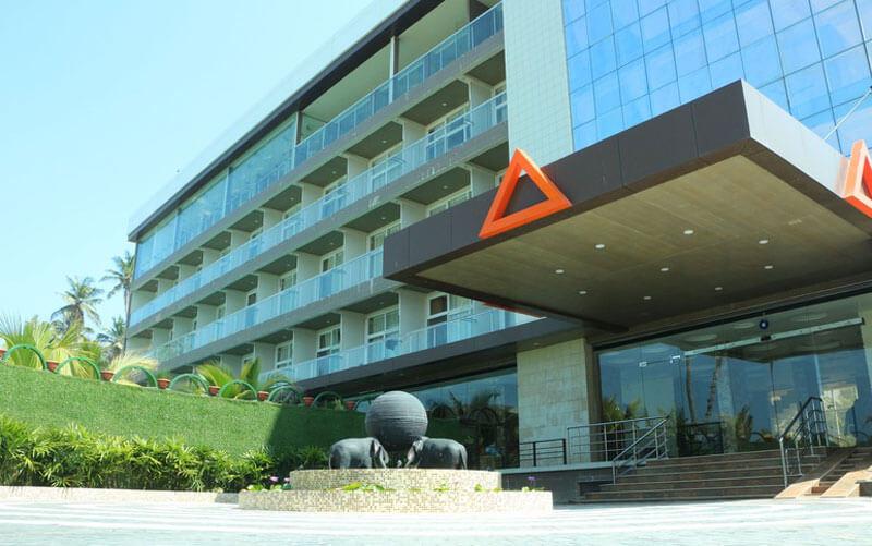 هتل اوشن کویین کلمبو
