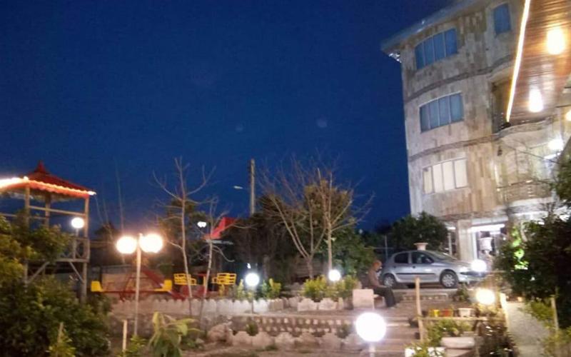 هتل باغ سرهنگ بابل