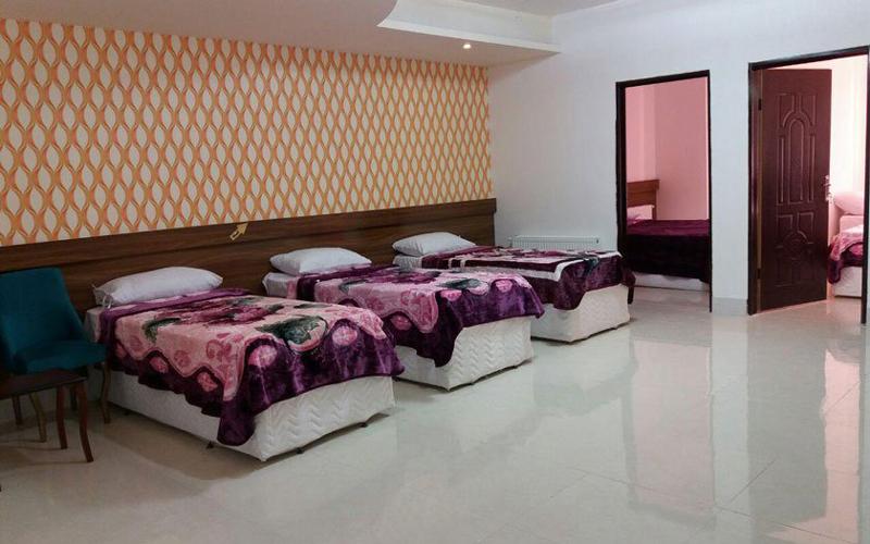 هتل آکام آزادشهر گرگان