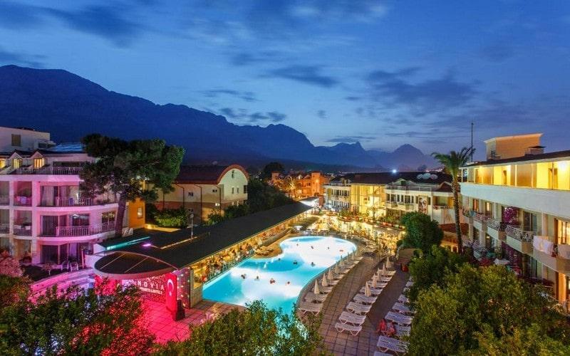 هتل Tu Casa Gelidonya Hotel Kemer Antalya