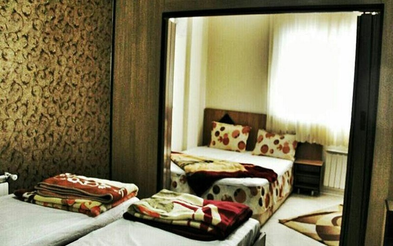 هتل آپارتمان اوستا مشهد