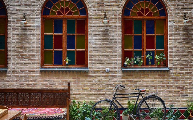 هتل سنتی درباری شیراز