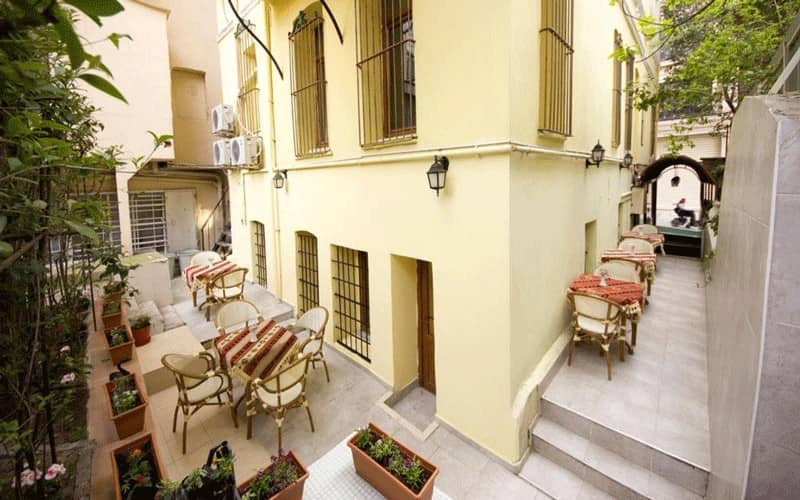 هتل Hotel New House Istanbul