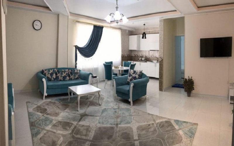 هتل آپارتمان سینا قزوین