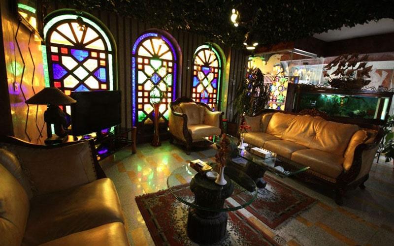 هتل آپارتمان پارس تهران
