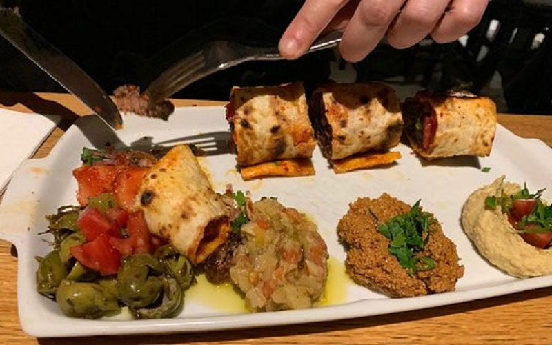 رستوران آنتیوچیا استانبول