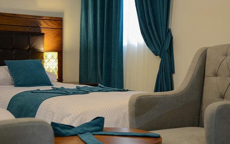 هتل آپارتمان ستیا تهران