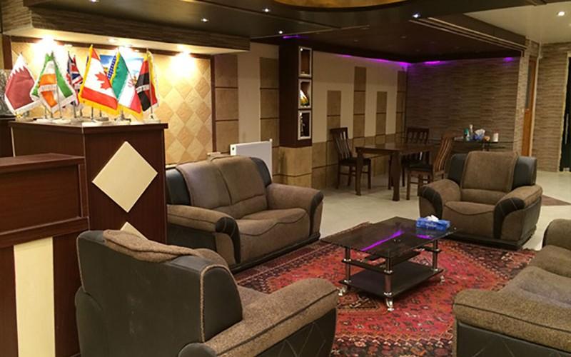 هتل آپارتمان آرتاکن سپیدان