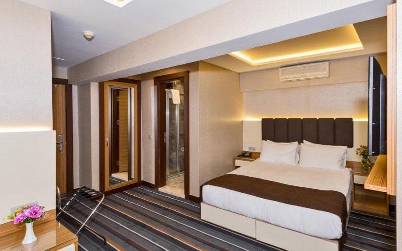 هتل Bergama Hotel Istanbul
