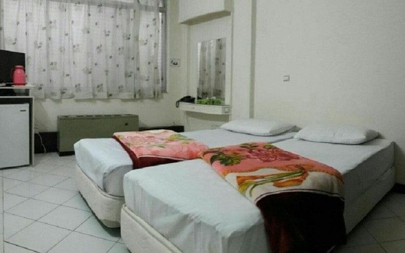 هتل آپارتمان سبحان مشهد