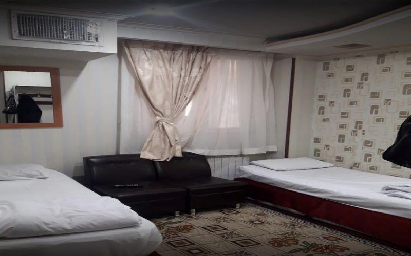 هتل آپارتمان سفرا مشهد