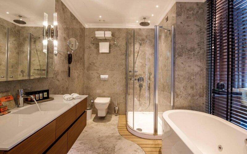هتل Amiral Palace Hotel and Spa Istanbul