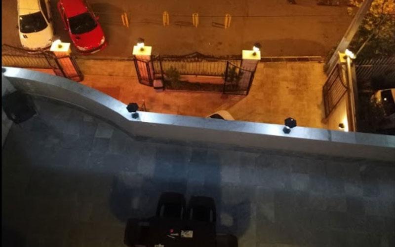 هتل آپارتمان علی سرعین