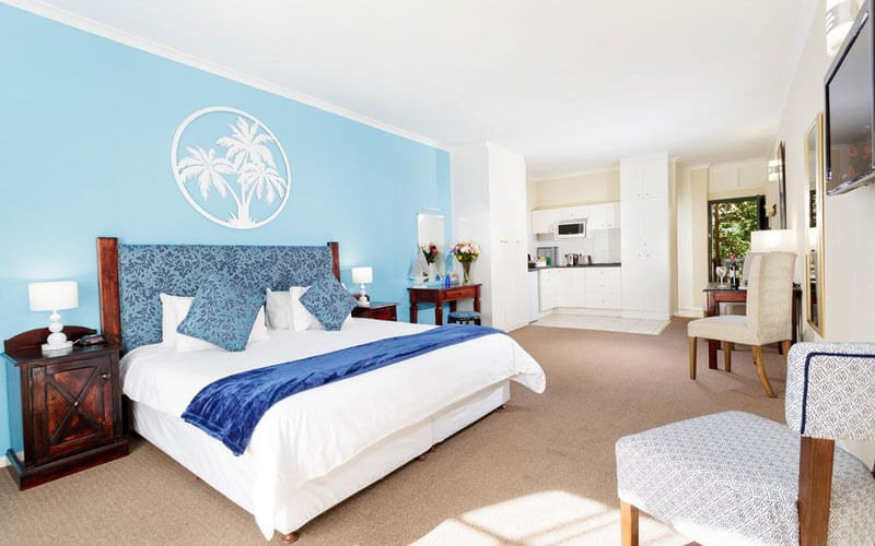 هتل Best Western Cape Suites Cape Town