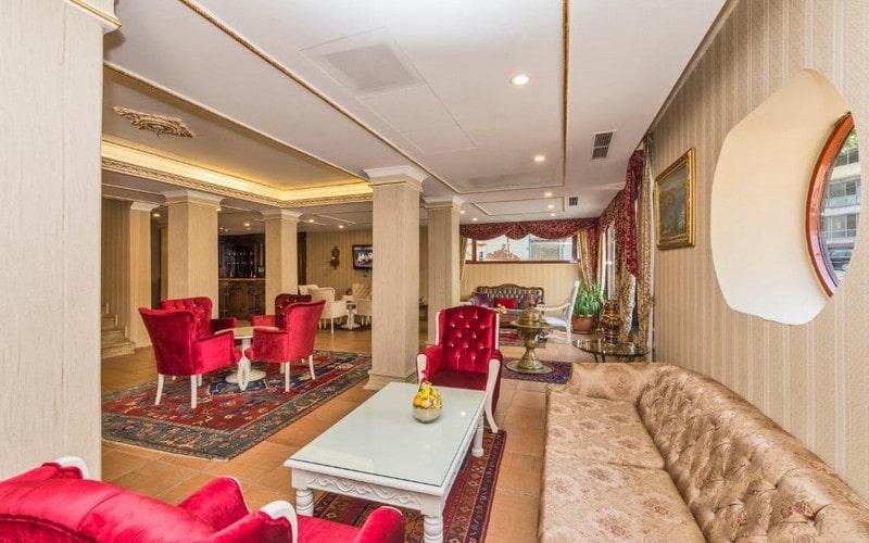 هتل Santa Sophia Hotel Istanbul