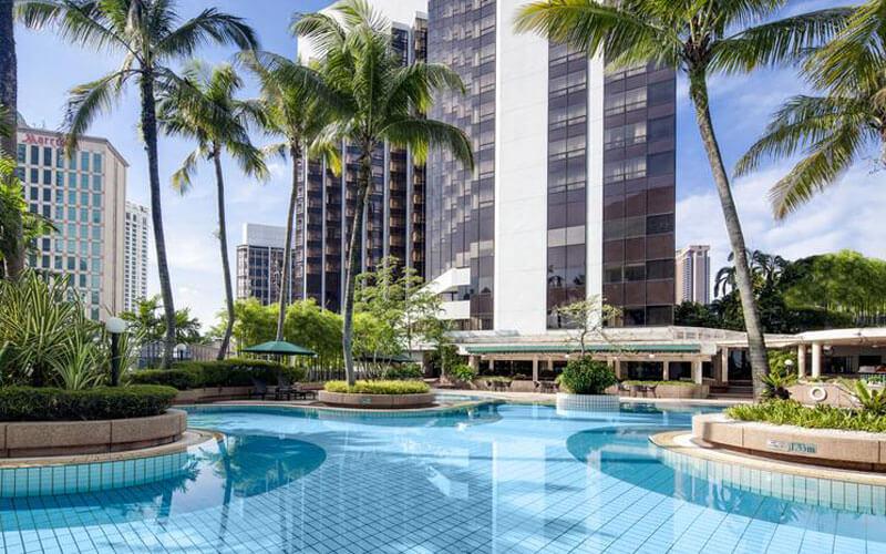 هتل گرند میلنیوم کوالالامپور