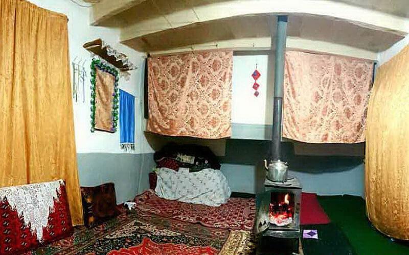 اقامتگاه بوم گردی نیسا رامیان گلستان
