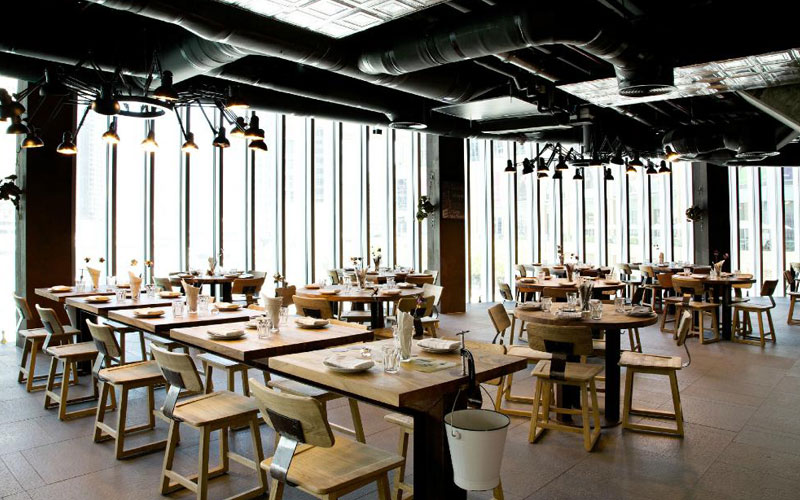رستوران فومه دبی
