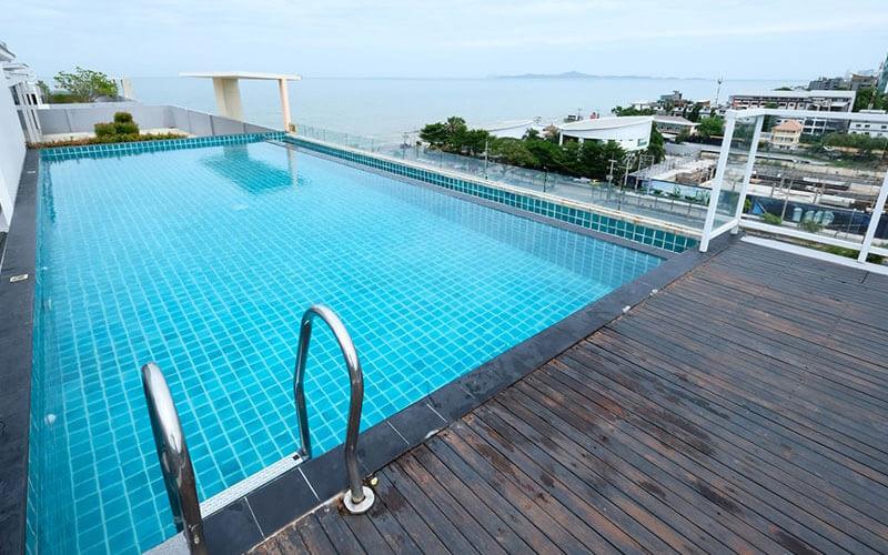 هتل d@sea hotel pattaya