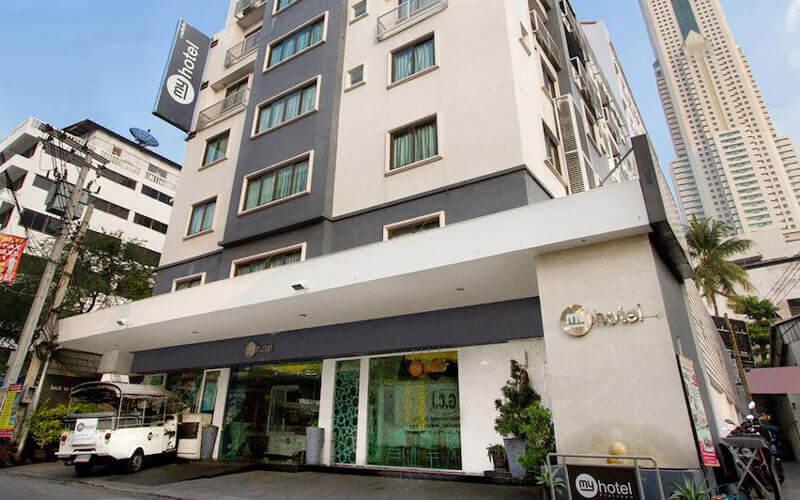 هتل My Hotel Pratunam Bangkok