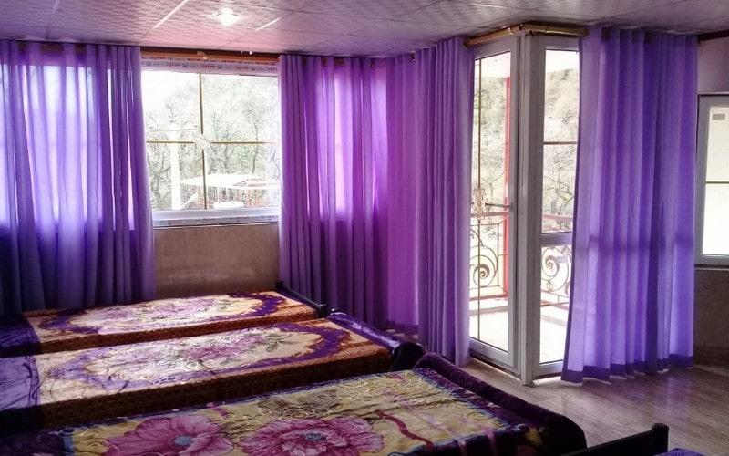 هتل سامان ماسال