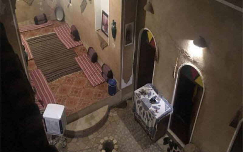 اقامتگاه بومگردی شب نشین خور اصفهان