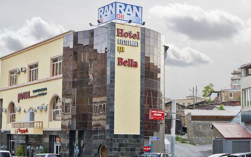 هتل بلا ایروان