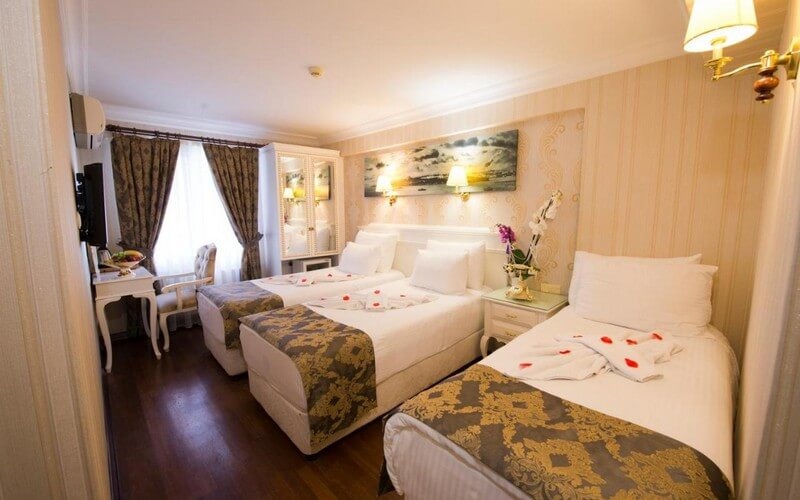 هتل Golden Horn Hotel Istanbul