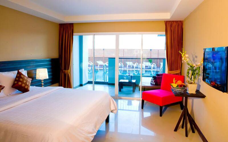 هتل کاسا دل ام ریسورت پاتونگ پوکت