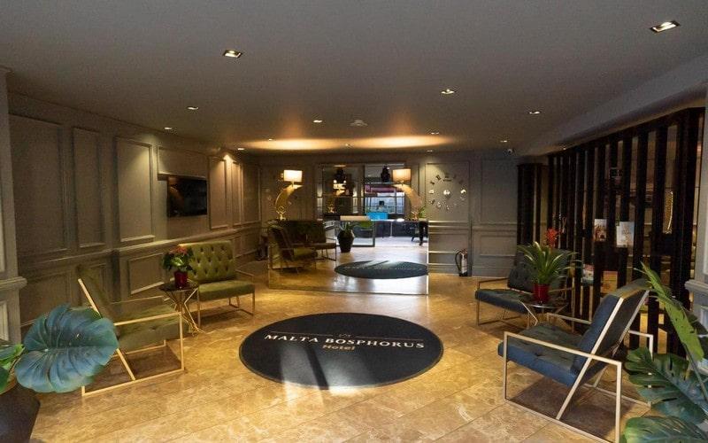 هتل Malta Bosphorus Hotel Istanbul