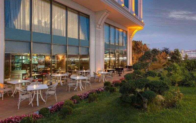 هتل Elite World Business Hotel Istanbul