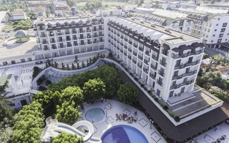 هتل Palmet Turkiz Hotel Antalya